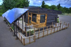 Middlebury College's Solar Home